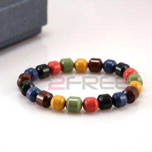 Power-Health-Ion-Tourmaline-Beads-Stretch-Bracelet-Wristband-Balance-Body-Energy