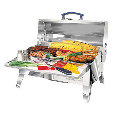Magma Marine Boat Adventurer Series cabo Charcoal Grill A10-703c