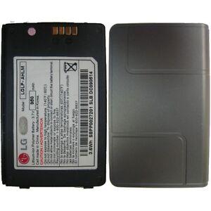 New-OEM-LG-LGLP-AHLM-enV-Touch-VX11000-Original-Battery