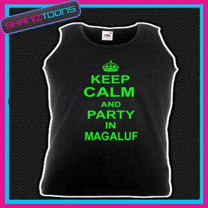 KEEP-CALM-AND-PARTY-IN-MAGALUF-HOLIDAY-CLUBBING-UNISEX-VEST-TOP