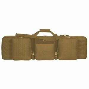 Voodoo-Tactical-42-Deluxe-Padded-Weapons-Case-15-9648-Coyote-Brown-Lockable