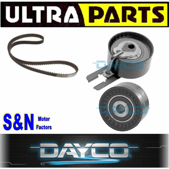 Timing Belt Kit - fits Fiat Scudo 2 - 1.6Mj (DV6UTED4) (2007 on) Dayco (TBK493)