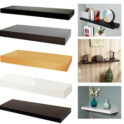 Welland Chicago Floating Wall Shelves MDF Shelf ...