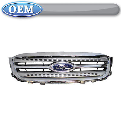 2010-2011 Ford Taurus Sho Silver Grille S.h.o. on sale