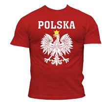 T-Shirt polska-polen Weltmeisterschaft 2018 Russland Fußballfans - Polen Fächer