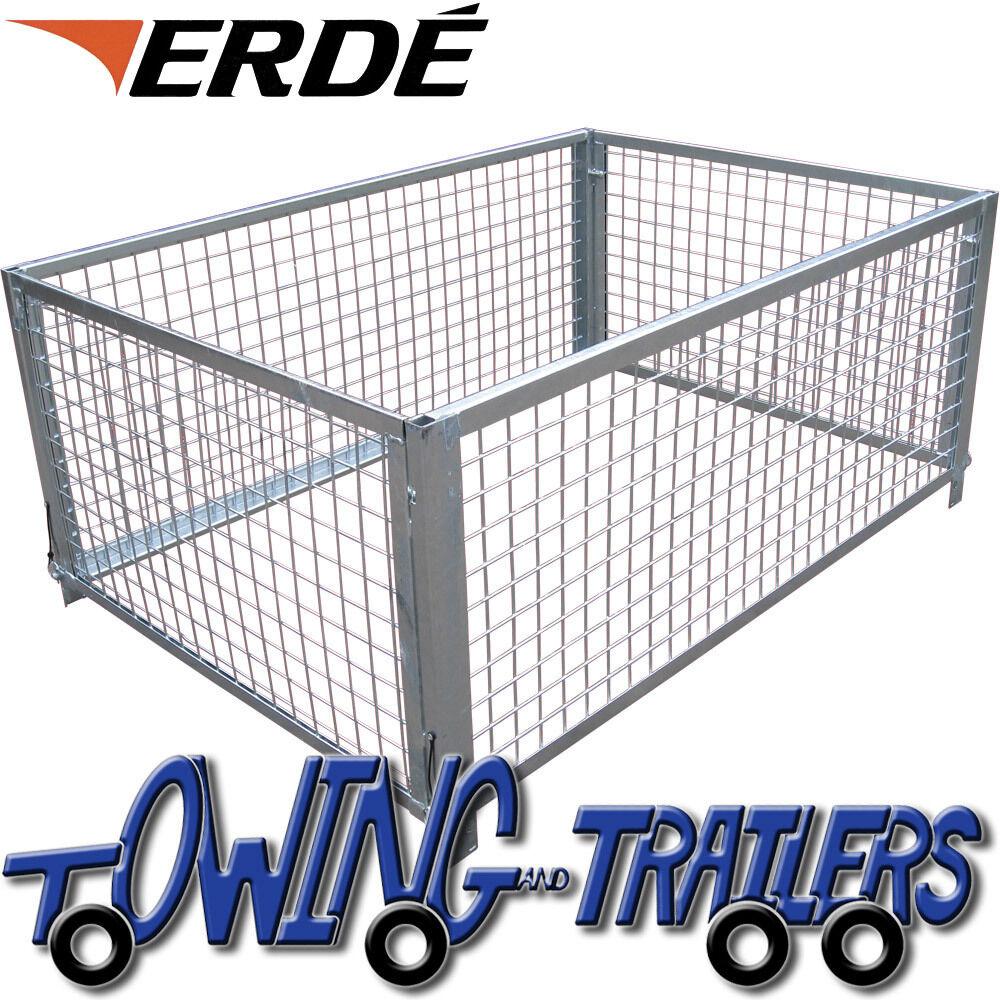 Boat Trailer Wheel Extenders : Genuine erde rg mesh extensions for trailer ebay