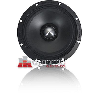 "Powerbass 4xl-65-92 Car Audio 6.5"" Competition Midrange Driver Speaker 200w"