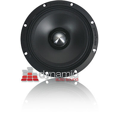 "Powerbass 4xl-65-92 Car Audio 6.5"" Competition Midrange Driver Speaker 200w"