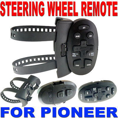 Steering Wheel Car Audio Remote For Pioneer P100CRE Replaces Model CD-SR100 NEW on Rummage