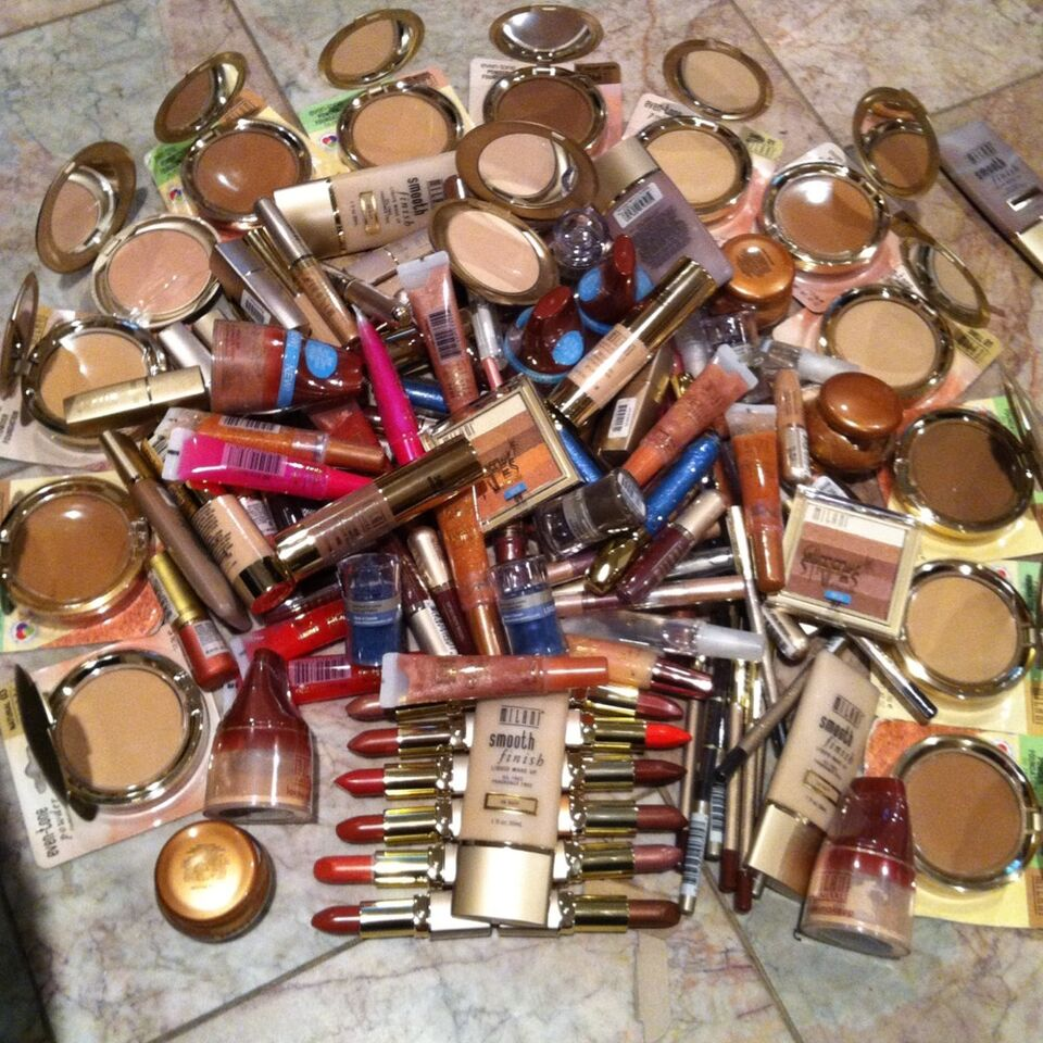 Makeup Lots collection on eBay!