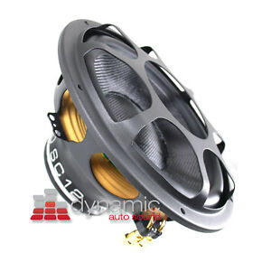 MOREL-ULTIMO-SC-12-4-12-SINGLE-4-OHM-ULTIMO-SC-SERIES-CAR-AUDIO-SUBWOOFER-SUB