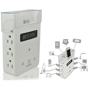 BESTEK-USB-Wall-Charging-Station-outlet-splitter-wall-socket-ac-power-adapter