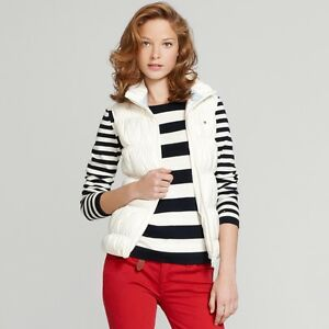 Tommy-Hilfiger-Womens-QUILTED-PUFFER-VEST