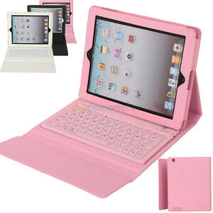 Bluetooth-Wireless-Keyboard-Leather-Case-Cover-for-Apple-The-New-iPad-3-2-Pink