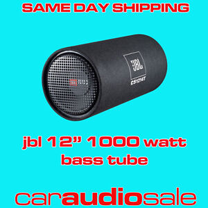 JBL-CS1214T-12-1000-WATT-CAR-BASS-SUB-WOOFER-BASS-TUBE-SAME-DAY-DISPATCH