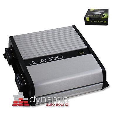 JL Audio JX500/1D Car Amp