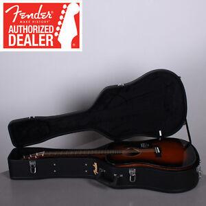 Fender-CD-60-Sunburst-Acoustic-Guitar-w-Hard-Shell-Case-Brand-New-CD60-CD-60