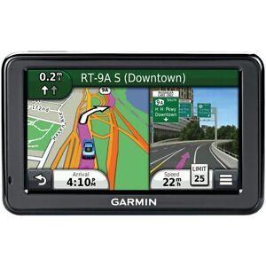 Garmin-nuvi-2455-LMT-4-3-Portable-GPS-Navigator-Lifetime-Map-Traffic-NEW