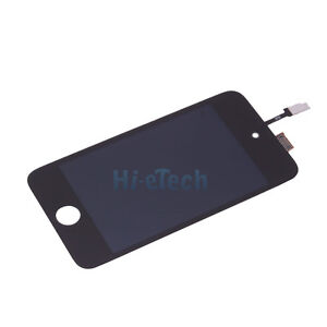 Replacement LCD Screen Digitizer Glass Assembly for iPod Touch 4 4th Gen 4G UK