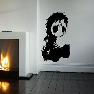 LARGE-MY-CHEMICAL-ROMANCE-EMO-BEDROOM-WALL-MURAL-ART-STICKER-GRAPHIC-MATT-VINYL