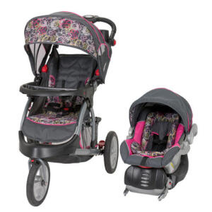 Baby Trend Travel System Stroller Daisy Ebay