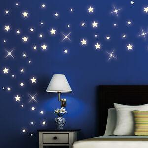 wandtattoo leuchten wandtattoos wandbilder ebay. Black Bedroom Furniture Sets. Home Design Ideas