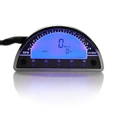 Danmoto 180 Digital Cockpit Speedometer Tachometer Gauge Speedo Tach SP8