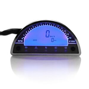 Danmoto-180-Digital-Cockpit-Speedometer-Tachometer-Gauge-Speedo-Tach-SP8