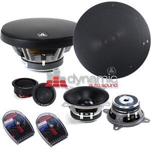 JL Audio C5-6CSeries 3-way Component Speaker System