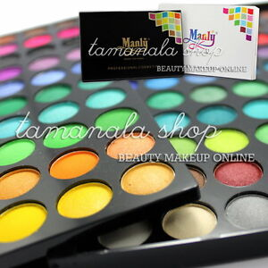 MANLY-120-Full-Color-Pro-New-Makeup-Cosmetics-Eyeshadow-Palette-Fashion-Art-A
