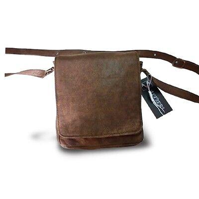 Borsello Borsa tracolla per uomo in pelle - messenger bag MOD: GIO-OLD STYLE