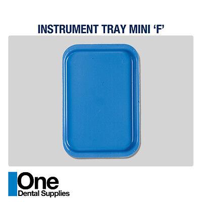 Dental Instrument Trays Mini 10 Pcs