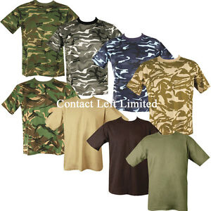 New-MENS-MILITARY-CAMOUFLAGE-CAMO-T-SHIRT-ARMY-COMBAT