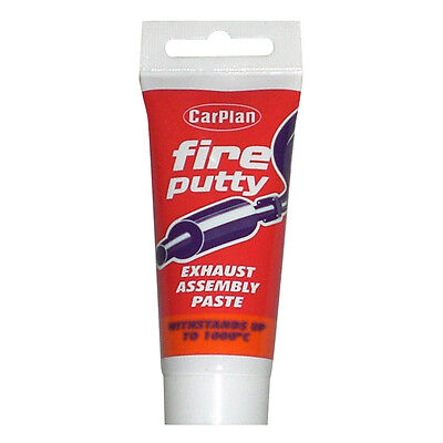 Carplan Fire Putty Exhaust Assembly Paste Sealant 120g