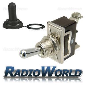 Waterproof-Toggle-Flick-Switch-12V-ON-OFF-ON-Car-Dash-Light-Metal-12-Volt-SPDT