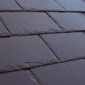 Welsh Slate Roof Tiles 40cm X 30cm Capital Grade Penrhyn
