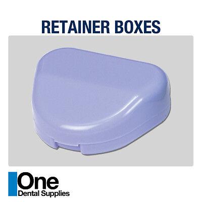 Dental Orthodontic Retainer Case Box 600 100 Pcs