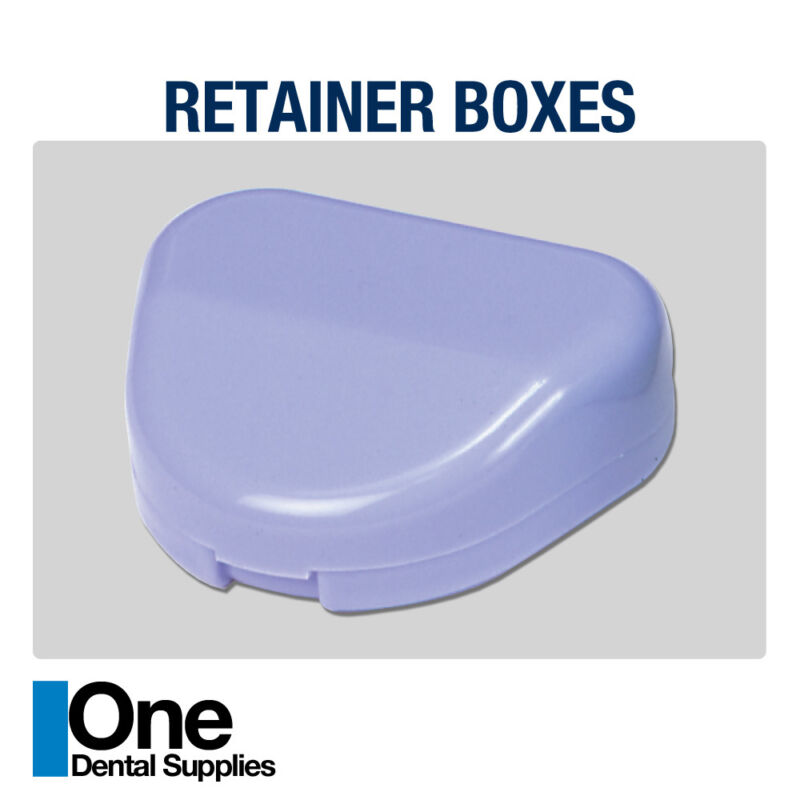 Dental Orthodontic Retainer Case / Box (600) 100 pcs