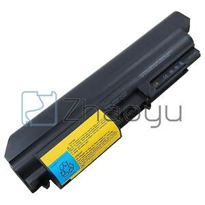Battery for Lenovo ThinkPad R61 T61 R61I T61P Series(14.1