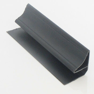 8 Black Coving Trims For Bathroom Wall Panels Coving Fitting Upvc Wet Wall Trim