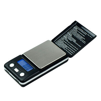 100g x 0.01g  Digital Pocket Scale Horizon HB-01 Portable Jewelry Scale