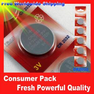 10-x-CR2032-3v-Lithium-Battery-DL2032-CR2032BP-BR2032-ECR2032-E-CR2032-5004LC