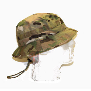 Special Forces Short Brimmed Multicam / MTP Bush Hat - All Sizes ( Boonie Sun