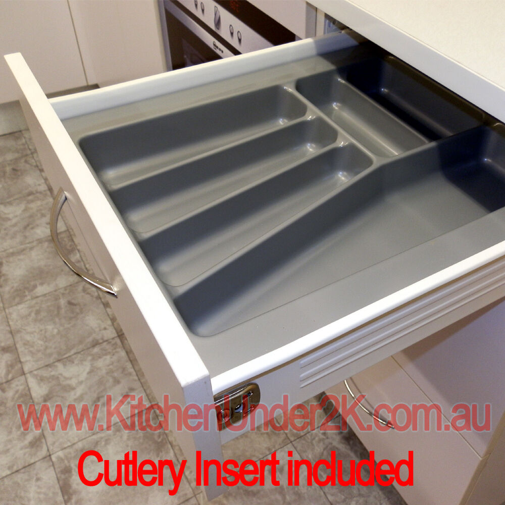 Complete kitchen package with pantry benchtops for Complete kitchen cabinet packages