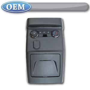 New Oem 2011 2013 Ford Explorer Console Rear Trim W