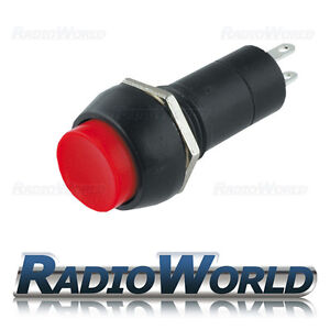 12v-Push-Button-Switch-Monentary-ON-OFF-SPST-Car-Dash-Horn-Engine-Start
