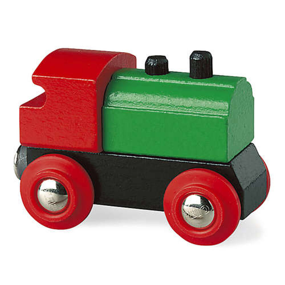 Brio Classic Engine Wooden Train Engine Thomas Compatible 33610
