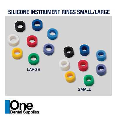Dental Instrument Rings Silicone 5 Boxes