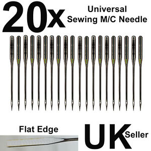 20-x-Assorted-universal-sewing-machine-standard-needles