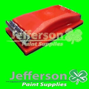 LARGE-Paint-Sanding-Block-Sand-Paper-Painters-Panel-Beaters-Colour-Sandpaper